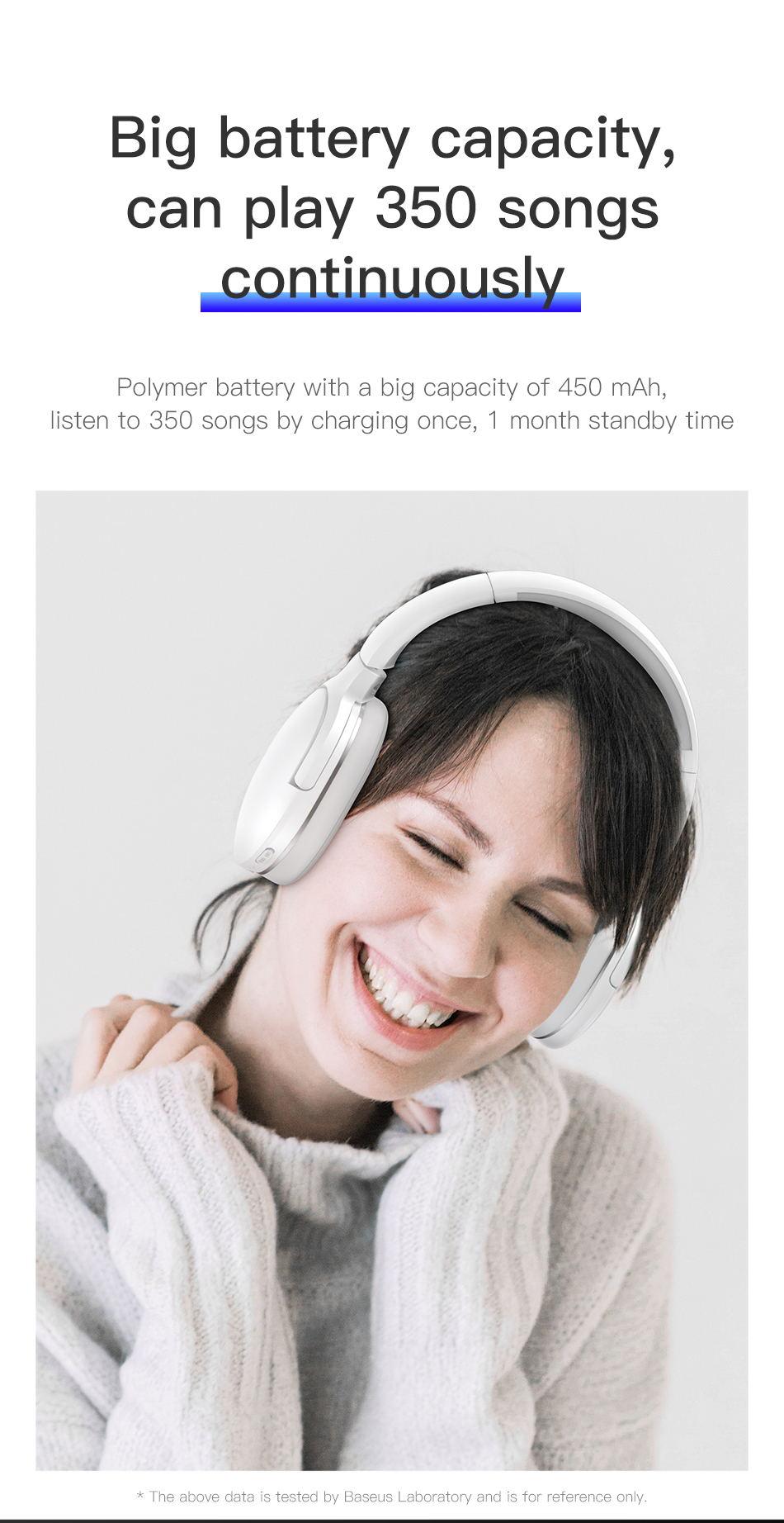 2019 baseus d02 bluetooth headphones