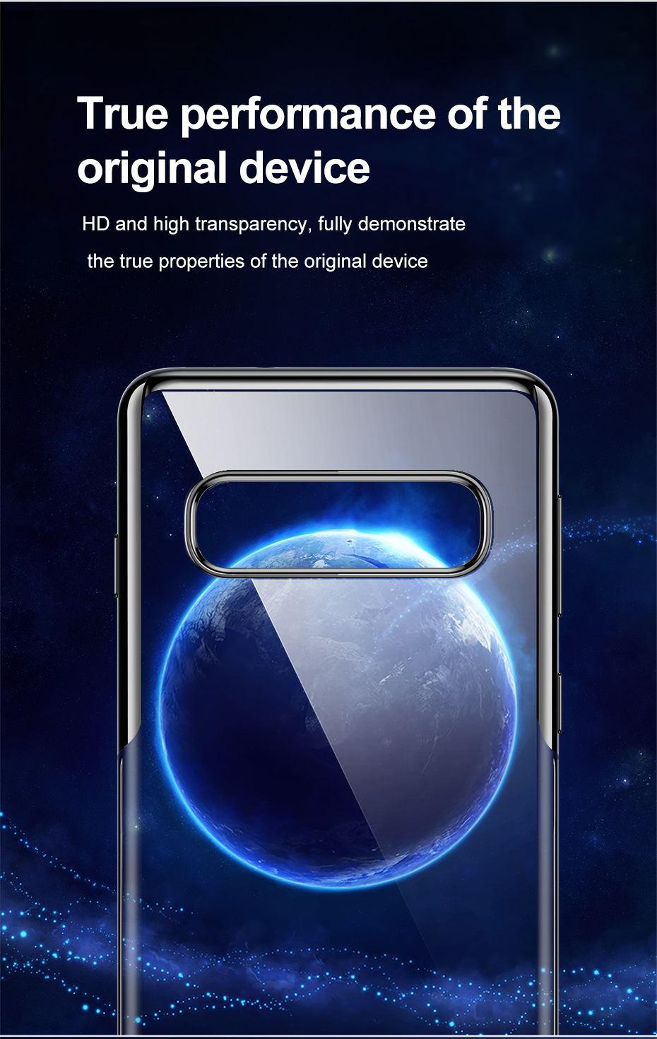 buy baseus phone case for samsung s10 s10 plus