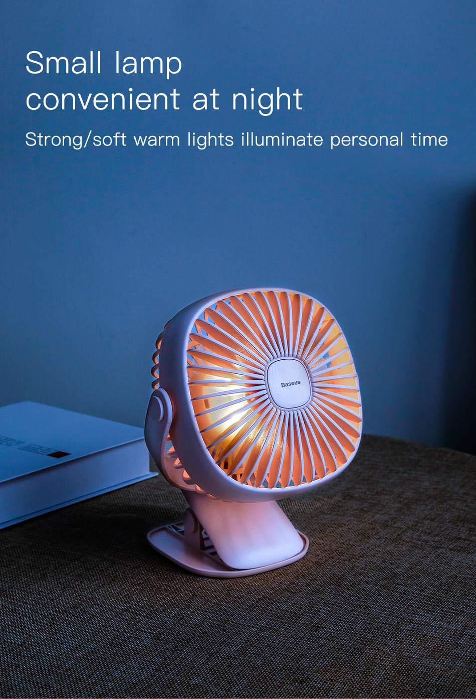 baseus box clamping fan for sale