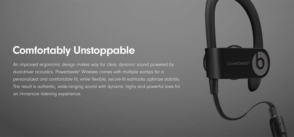 beats powerbeats 3 wireless headset