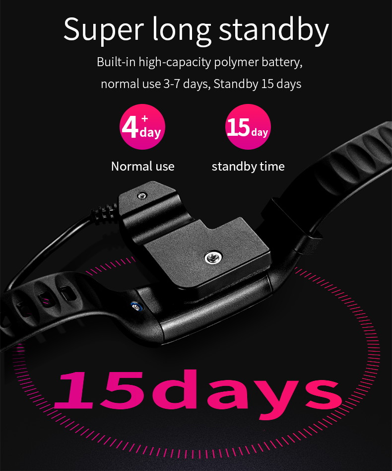 b32 digital smart wristband for sale