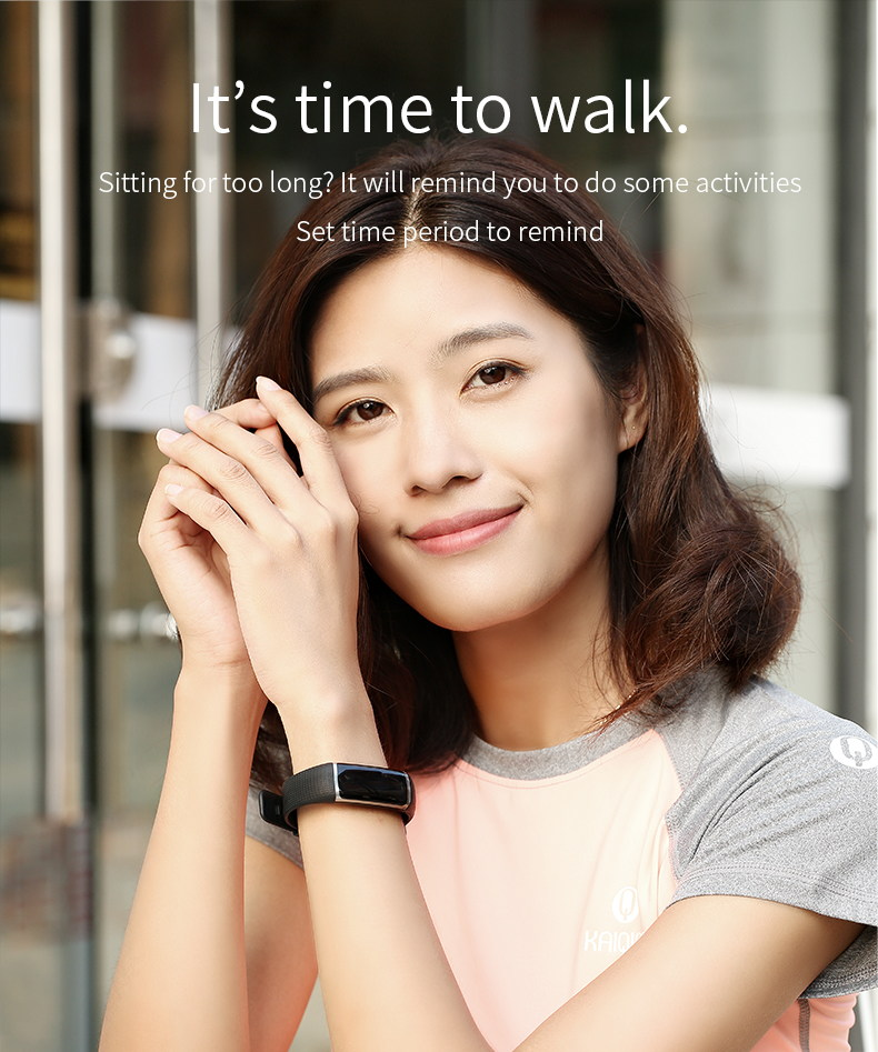 b32 bluetooth smart wristband