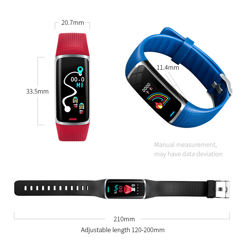 bozlun b32 smart wristband price