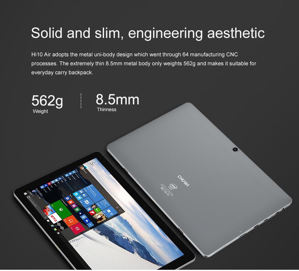 chuwi hi10 air 2 in 1 tablet