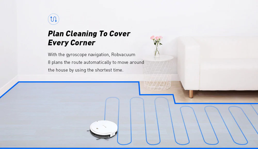 buy dealdig robvacuum 8 robot vacuum cleaner