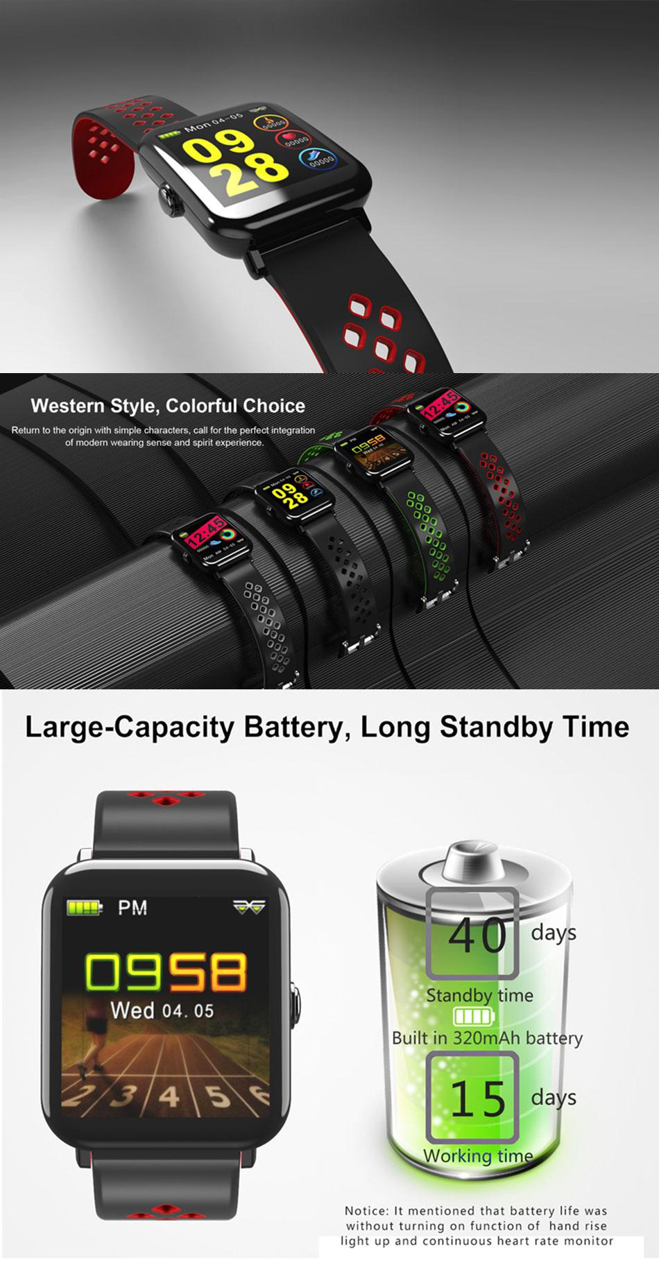 dm06 smartwatch for sale