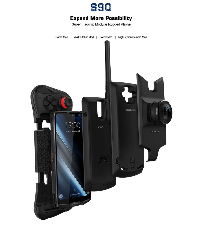 doogee s90 standard edition 4g smartphone