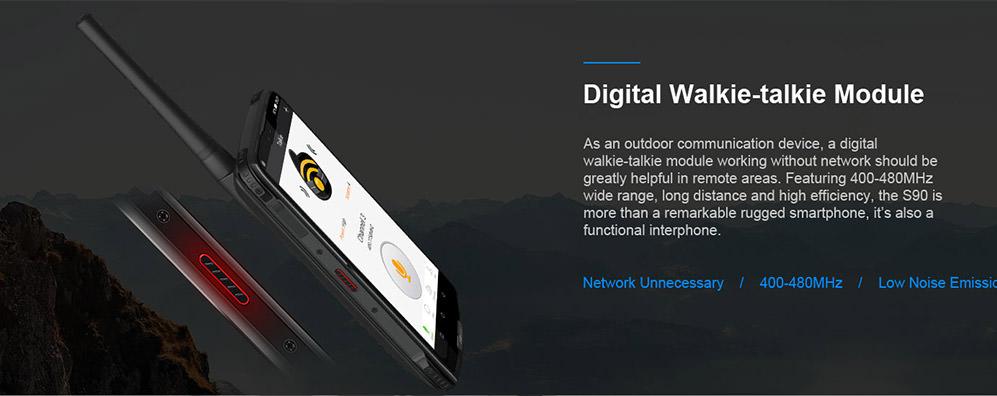 new doogee s90 standard edition smartphone