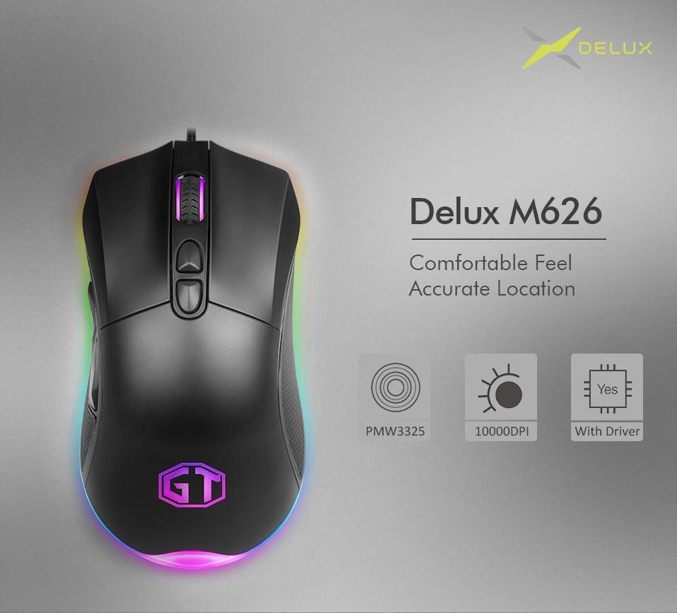 delux m626 mouse