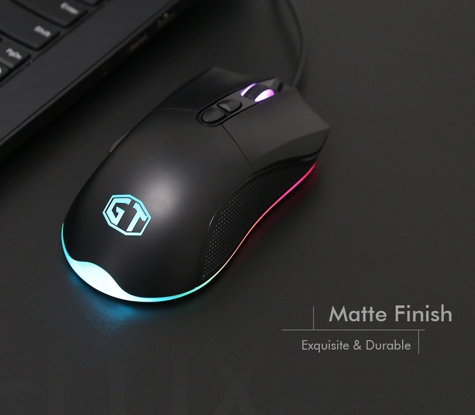 buy delux m626 gaming mouse