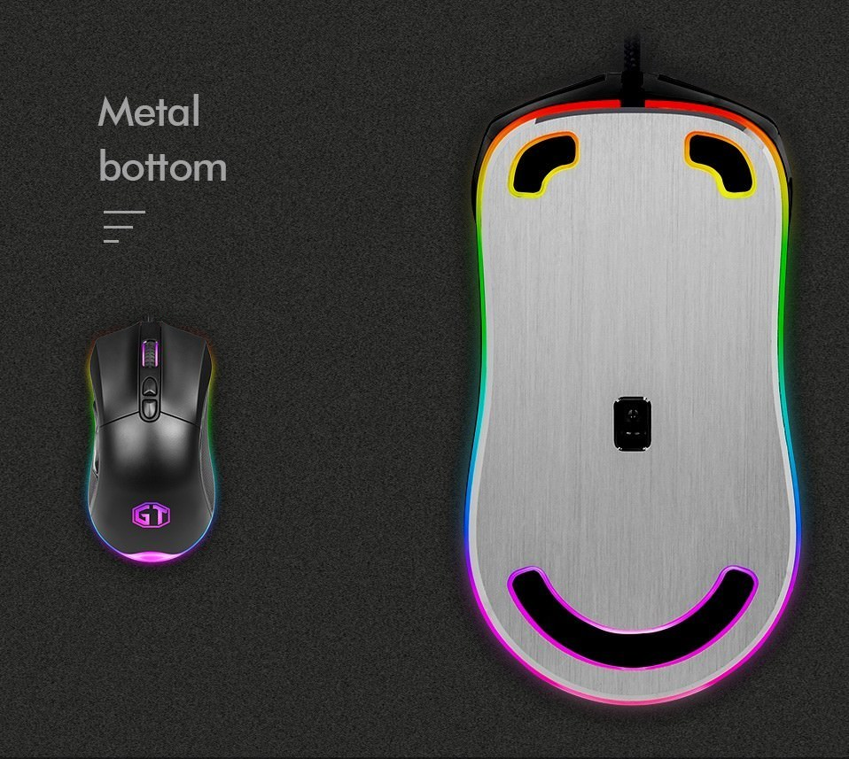delux m626 gaming mouse for sale