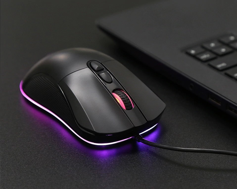 cheap delux m626 gaming mouse