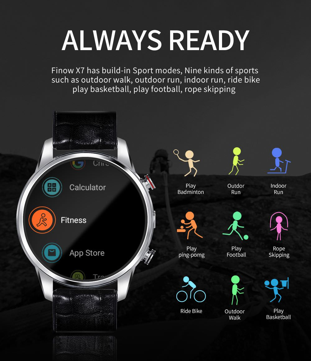 finow x7 smartwatch phone