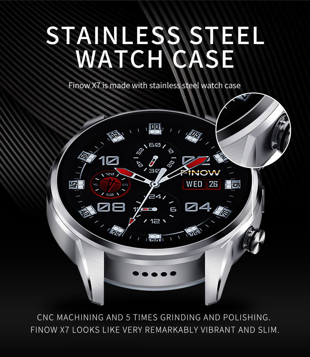 new finow x7 4g smartwatch phone