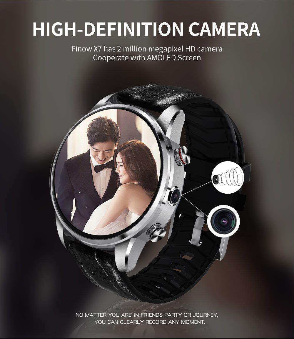 2019 finow x7 smartwatch