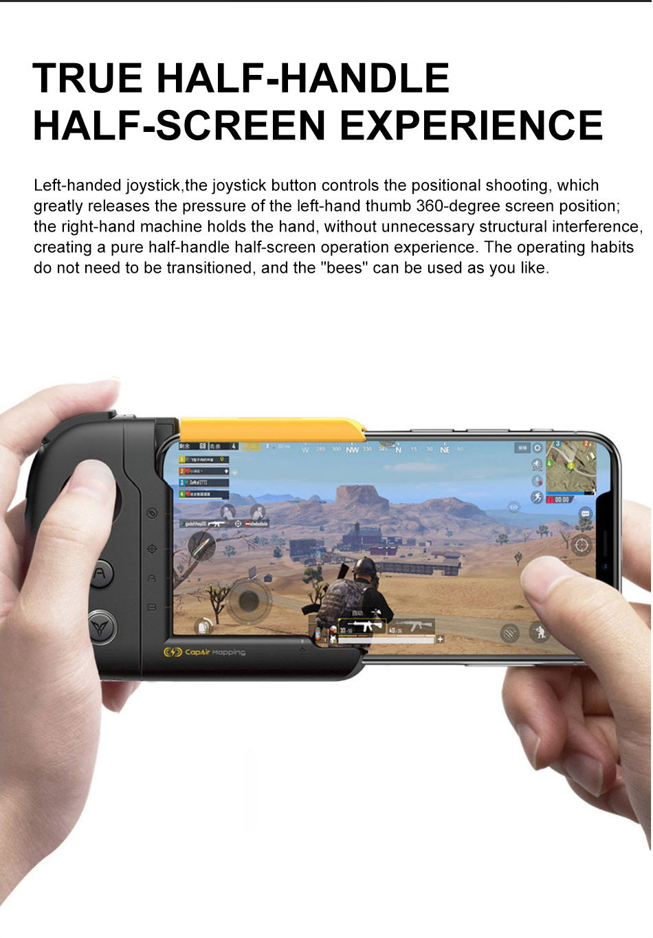 buy xiaomi flydigi one-handed gamepad