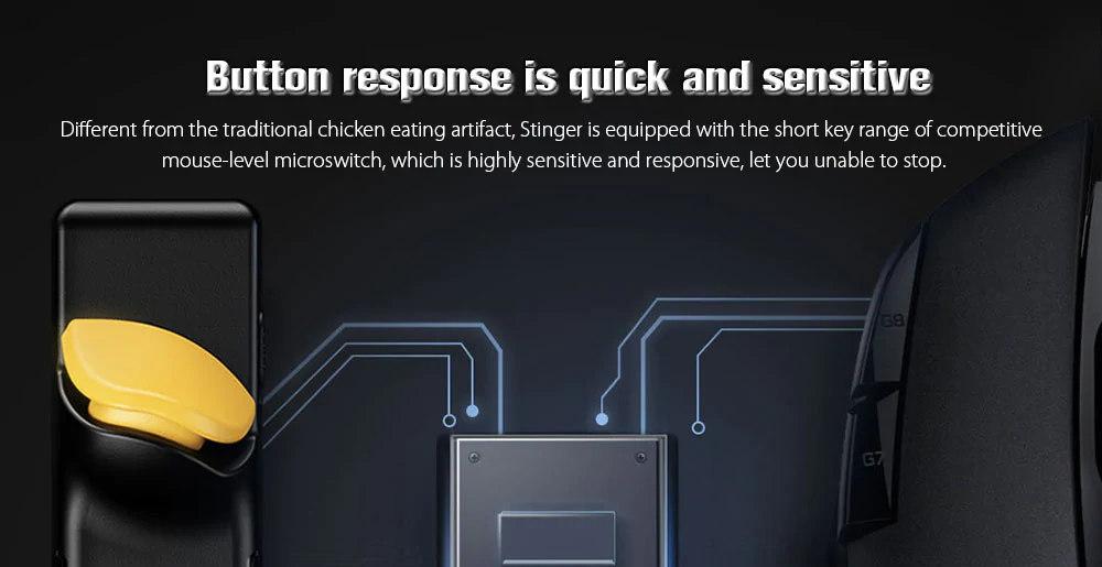 new xiaomi flydigo stinger game trigger