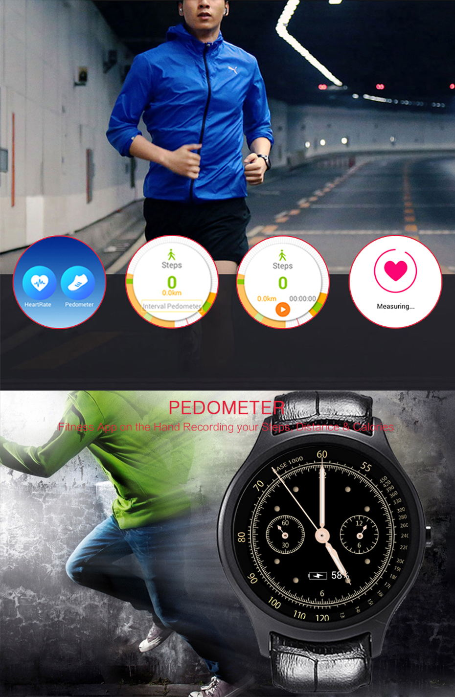 2019 finow x1 3g smartwatch