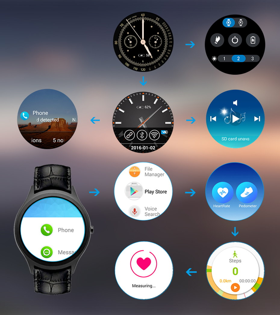 finow x1 smartwatch for sale