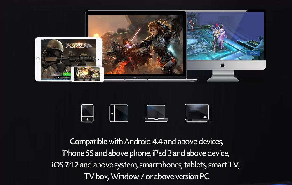buy xiaomi flydigi black warrior x8 pro game controller