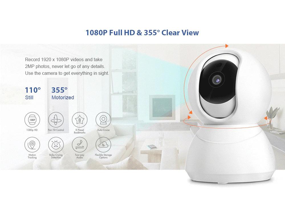 buy  lilliput-001 1080p ip camera