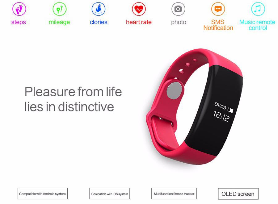 h30 smart wristband