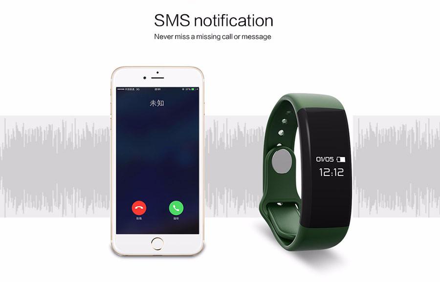 smart fitness bracelet h30