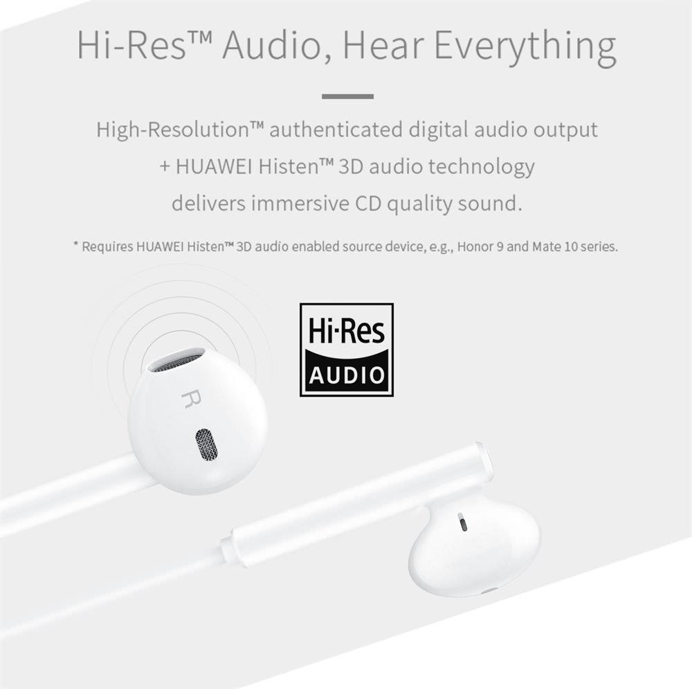 huawei cm33 type-c earphones price