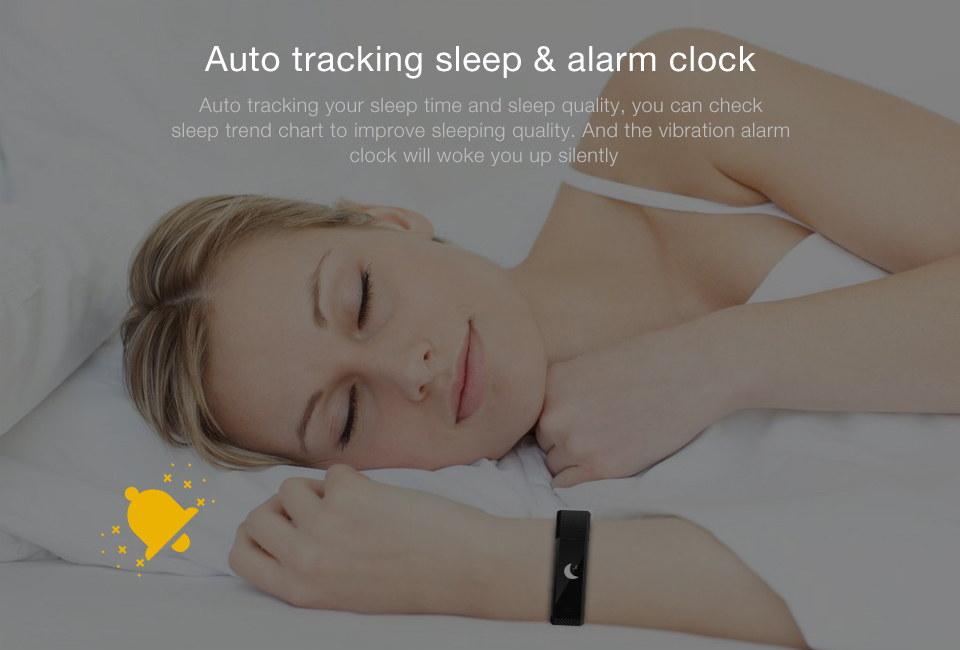 2019 id115hr plus smart bluetooth bracelet