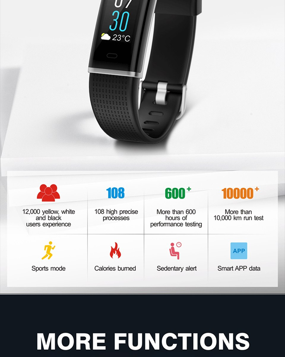 buy id130c bluetooth wristband