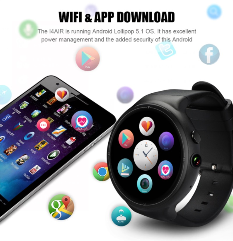 2019 iqi i4 air smartwatch