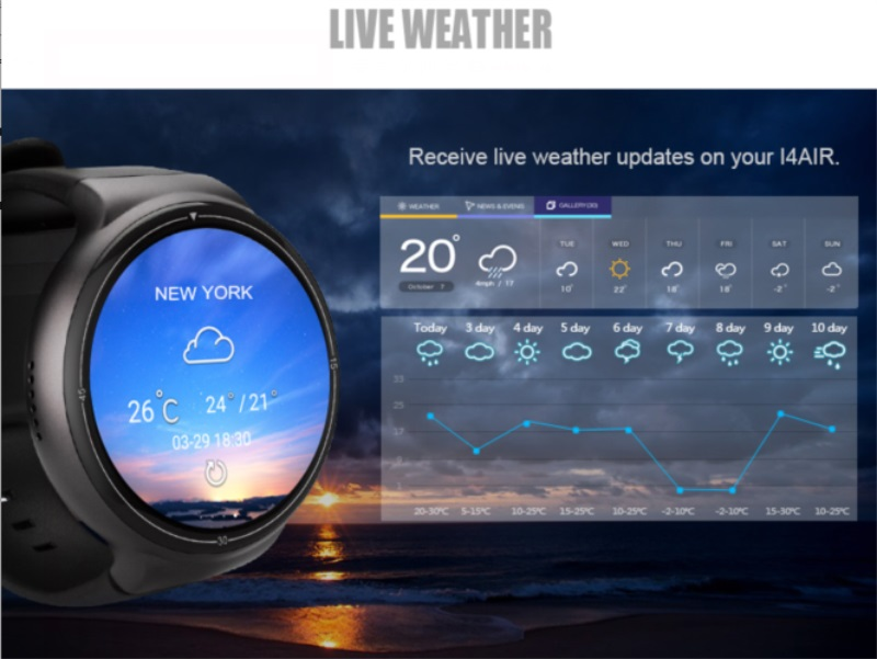 buy iqi i4 air bluetooth smartwatch