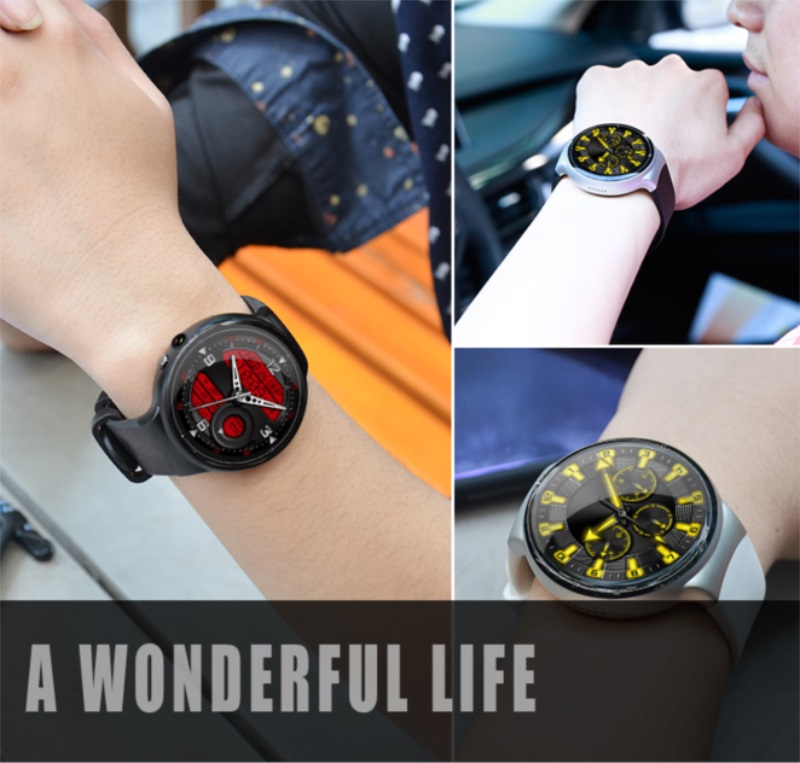 2019 iqi i4 air bluetooth smartwatch