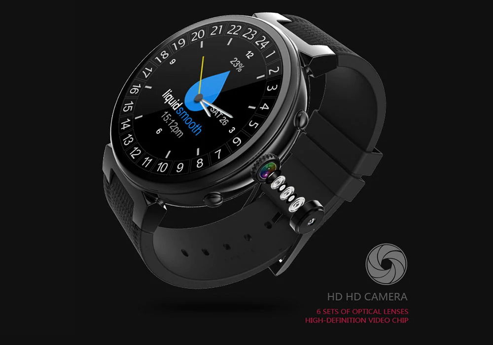 new iqi i6 3g smartwatch phone
