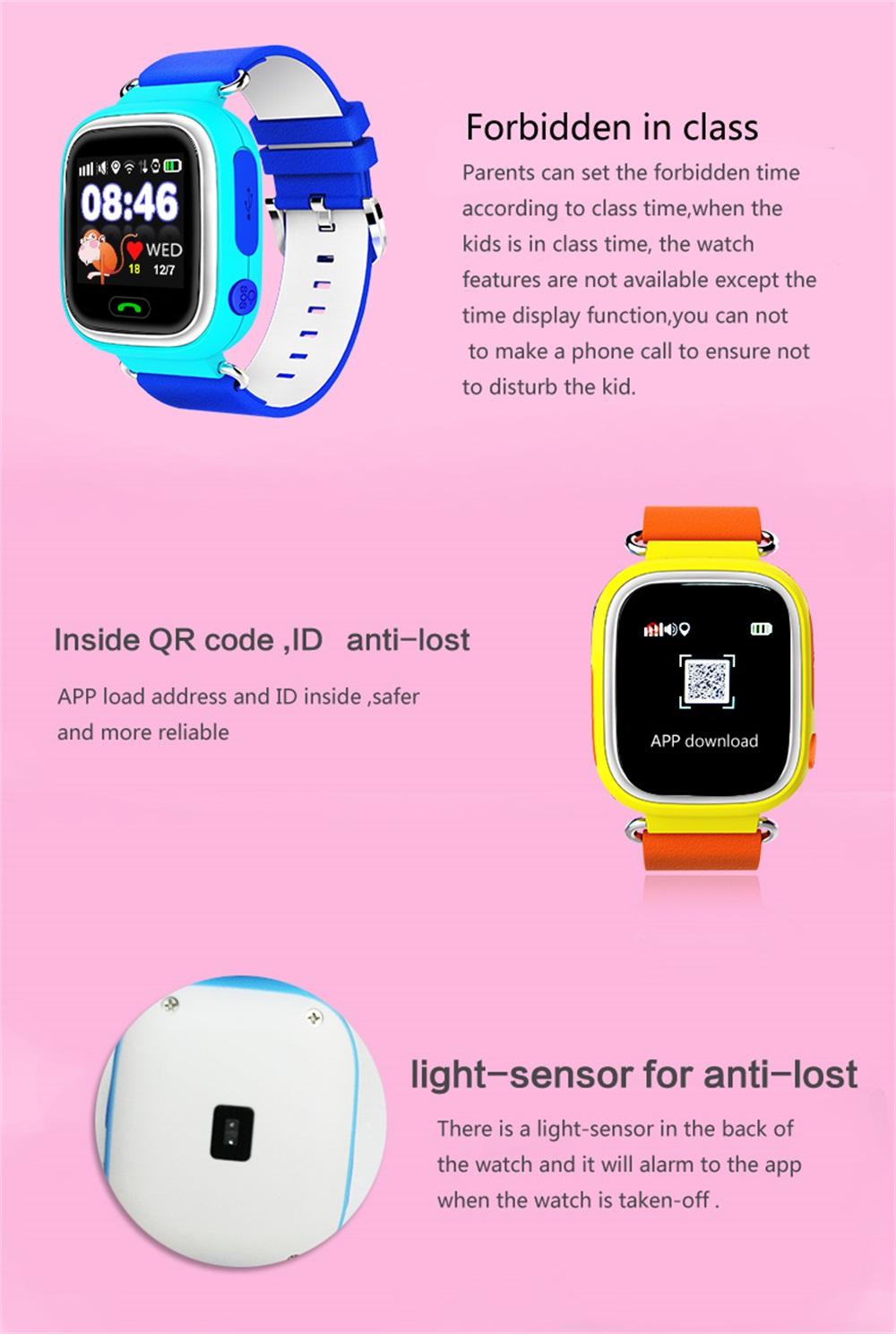 buy q90 children smartwatch