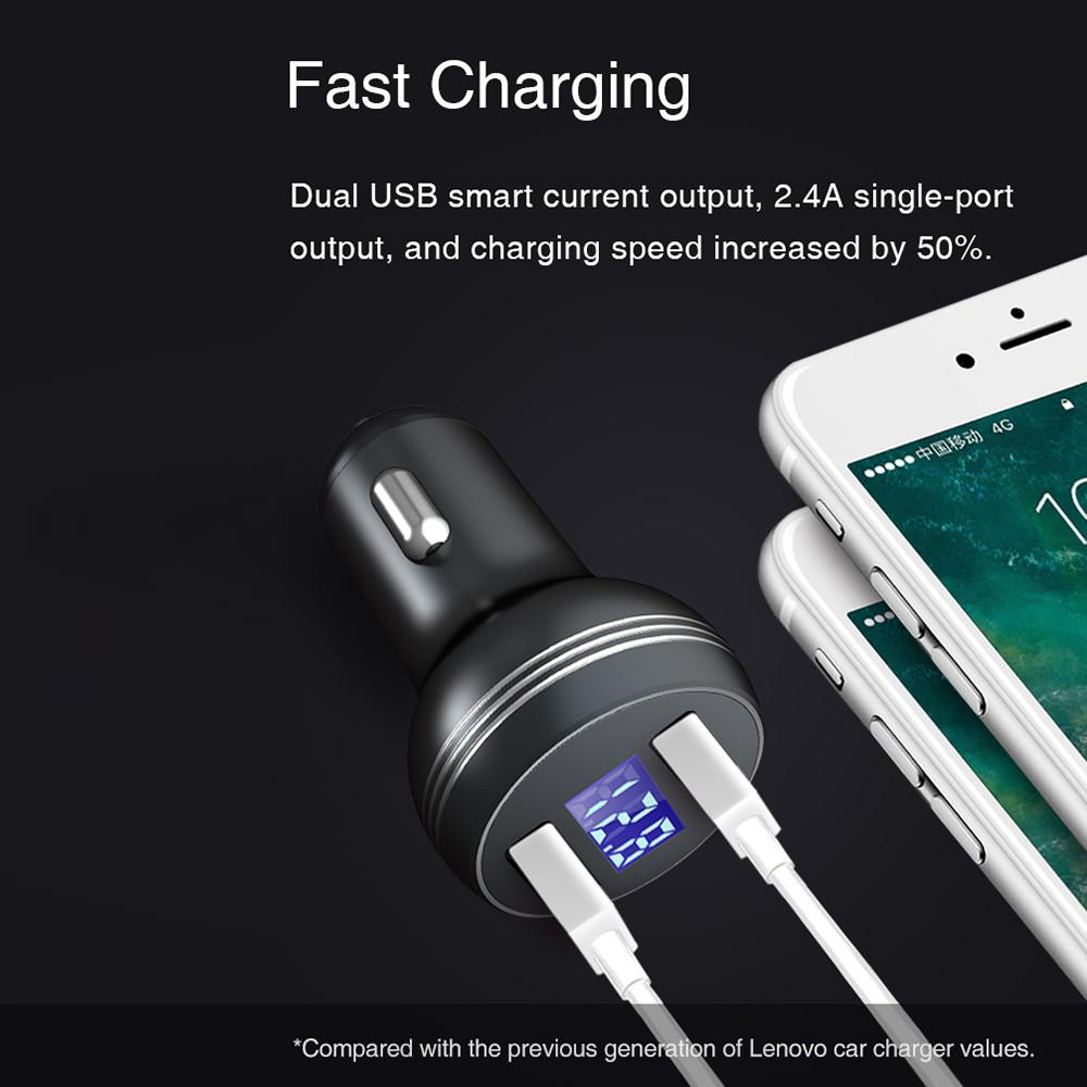 buy lenovo hc09 usb car charger