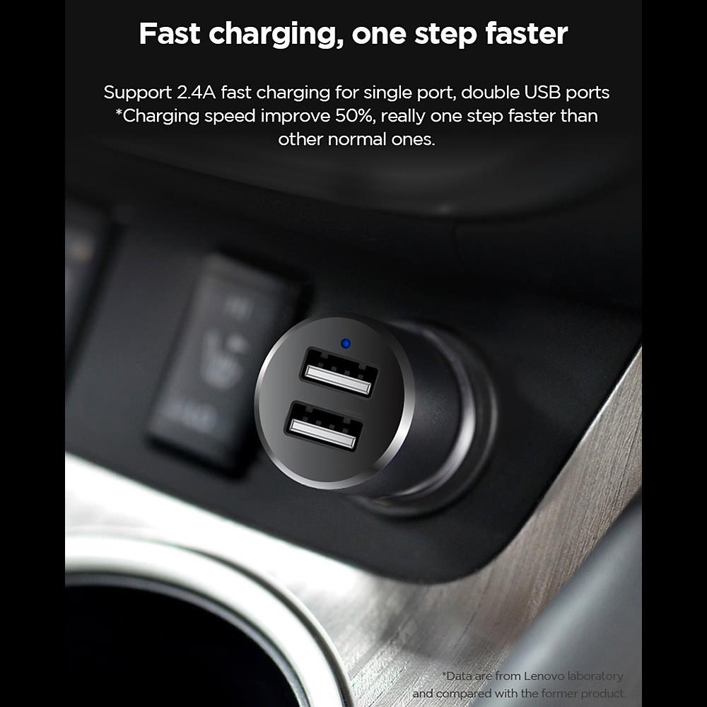 lenovo hc12 car charger price