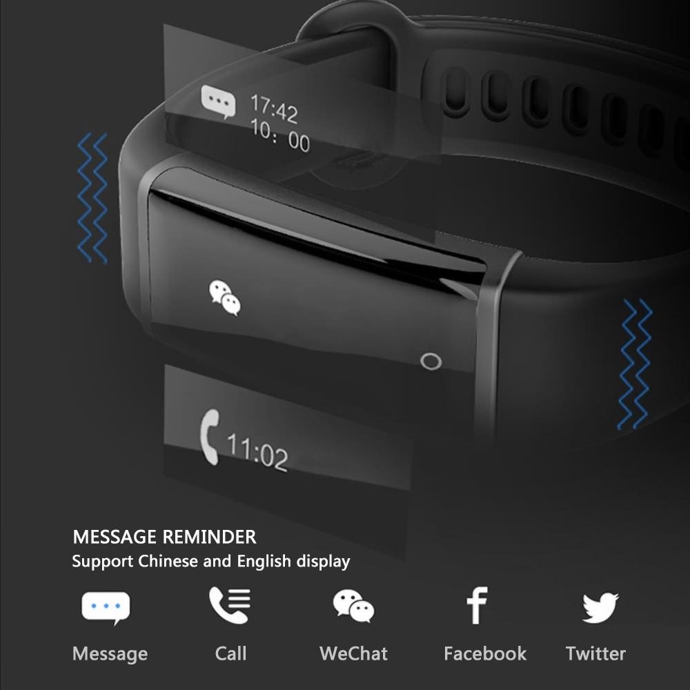 buy lenovo hx03 smart wristband