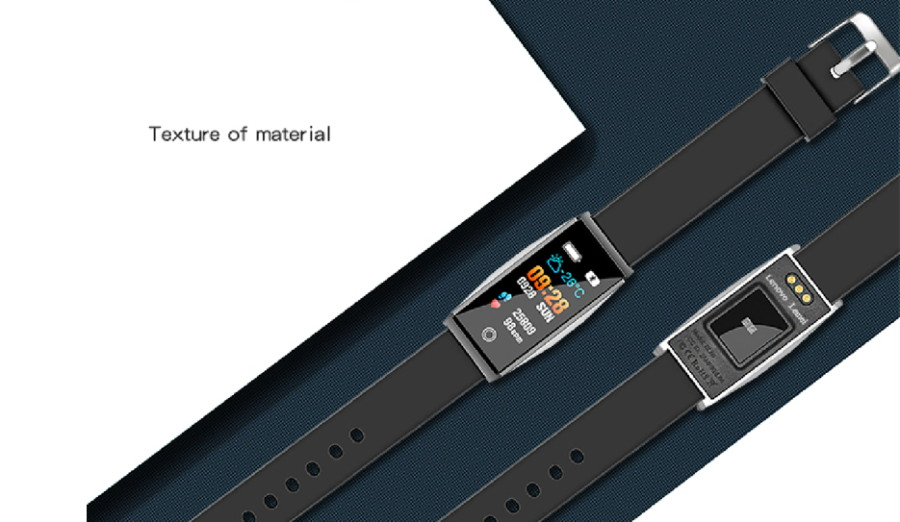 lenovo lemei rhb01 smart wristband for sale