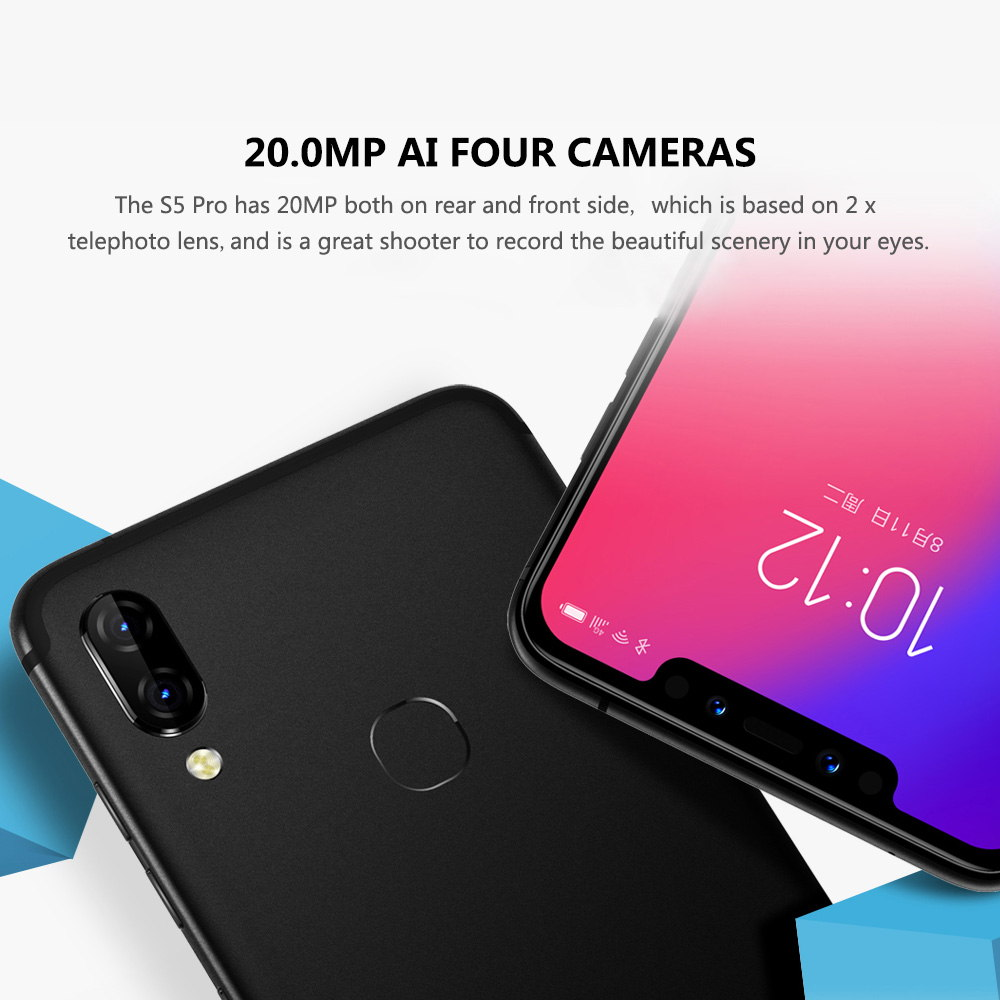 buy lenovo s5 pro gt 4g smartphone