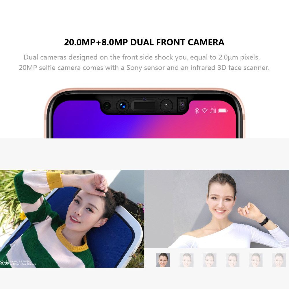 lenovo s5 pro gt 4g smartphone for sale