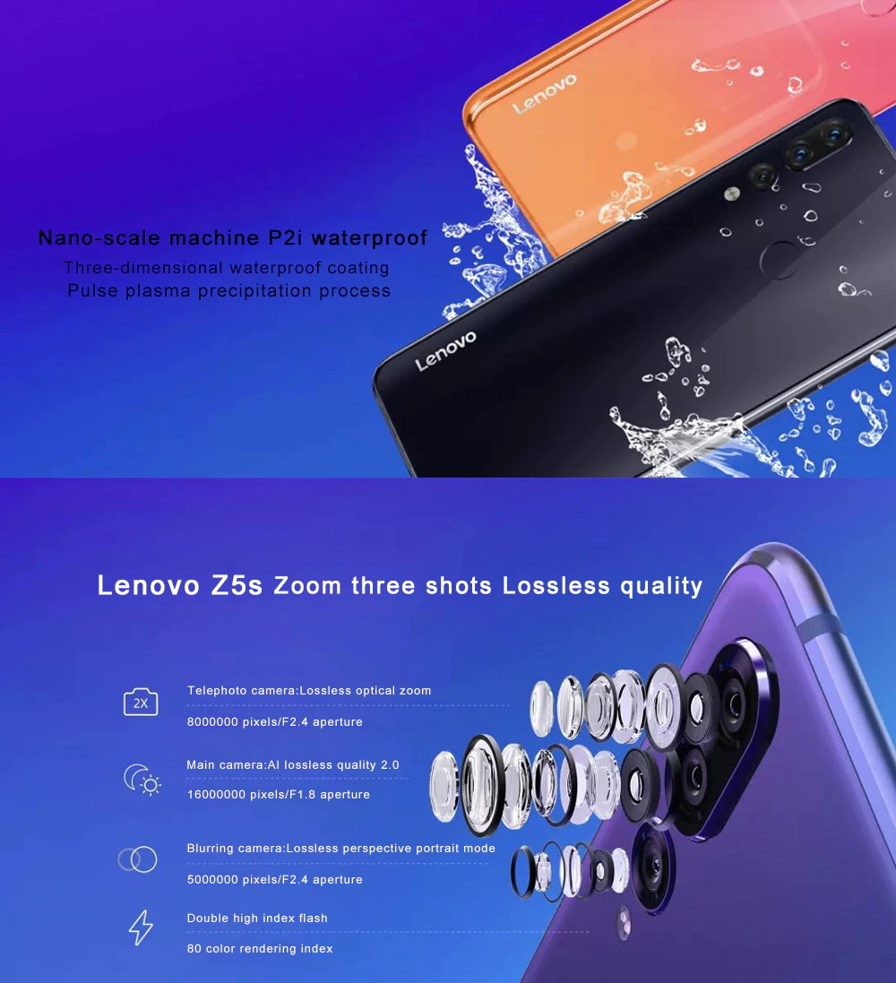 lenovo z5s 4gb global version