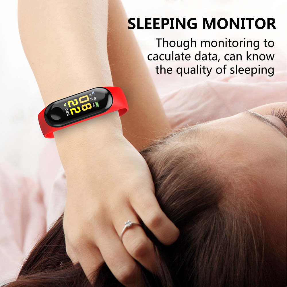 new m3 bluetooth smart bracelet