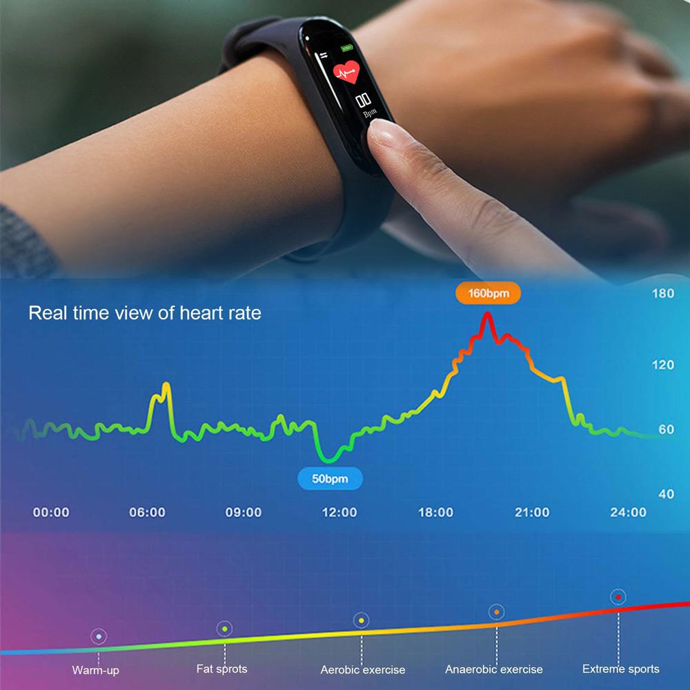 m3 smart sport bracelet for sale