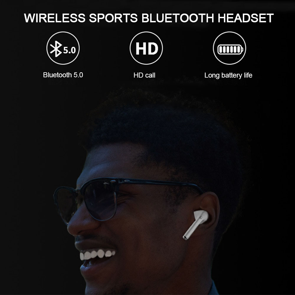 m6s wireless bluetooth earphones