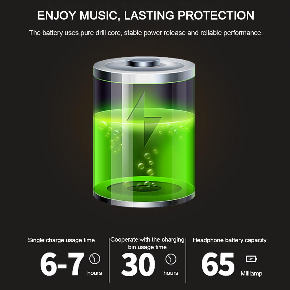 buy m6s wireless bluetooth earphones