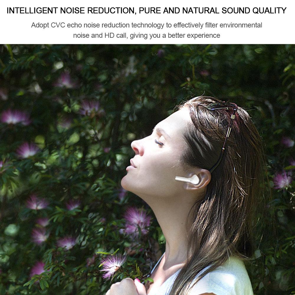 new m6s wireless bluetooth earphones