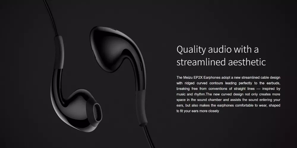 buy meizu ep2x in-ear earphones