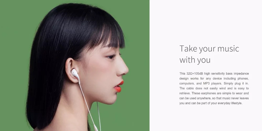 buy meizu ep2x in-ear hifi earphones