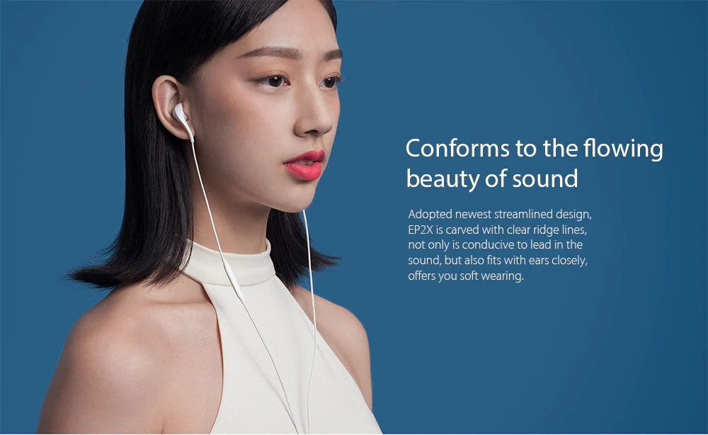 new meizu ep2x in-ear hifi earphones
